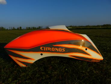 Chronos Kabinenhaube - orange - by Eikamp Design